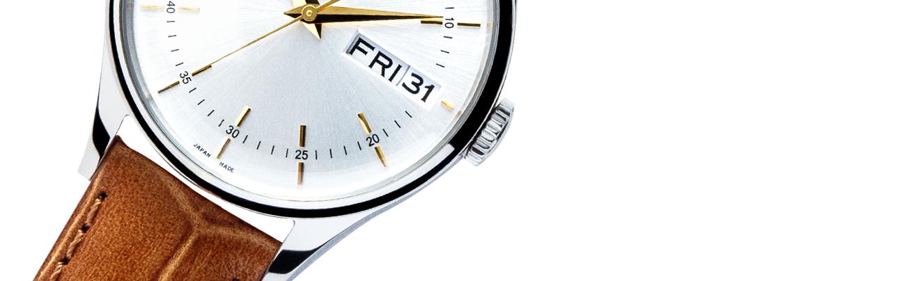 群馬精密、時計・OEM・企画・製造・販売・修理 メインビジュアル1