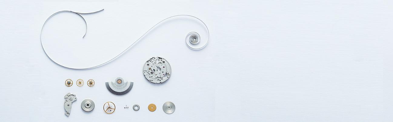 群馬精密、時計・OEM・企画・製造・販売・修理 メインビジュアル2